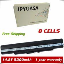 7XINbox 14.8V 5200mAh A42-UL30 A31-UL30 A41-UL50 A41-UL80 Bateria Do Portátil Para Asus UL80 UL80J UL80JT UL80AG UL80VT UL80VS
