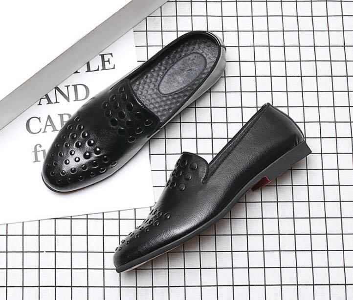 Social Baile 1 De Sapato Designer Sapatos Homens 2018 Casa Do Dos on Slip Masculinos Oxford Casamento Masculino Vestido Rebite Finalistas A Apontou Britânico Regresso wOUn4qgU