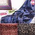 2015 New Sale Organic Fabric Woven Patchwork Silk Fabric High Grade Gold Velvet Bronzing Sofa Cover Towel Pillow Soft Bag Fabric