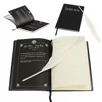 Sosw Fashion Anime Theme Death Note Cosplay Notebook New School Large Writing Journal 20 5cm 14