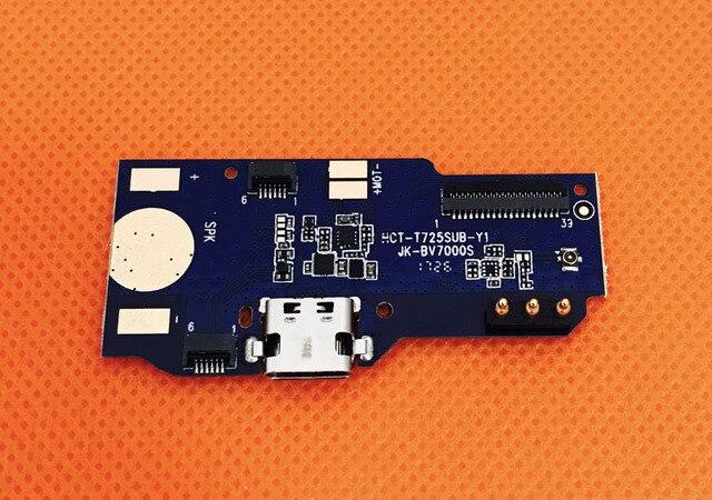 """USB המקורי תשלום התוספת לוח עבור Blackview BV7000 MT6737T Quad Core 5.0 """"FHD משלוח חינם"""