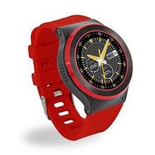 Herzfrequenz Telefon Uhr Tragbare Gerät Bluetooth Smart Watch Armbanduhr mit 512 Mt RAM 8 GB ROM Simkarte Kamera 3G Smartwatch Telefon