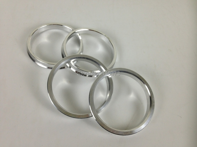 Image Is Loading Wheels Hub Centric Rings Aluminium Alloy Od 83