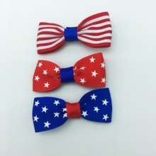 2 PCS/LOT Girls 4th of July Headband For 2019 Independence Day Hair Accessories Kids