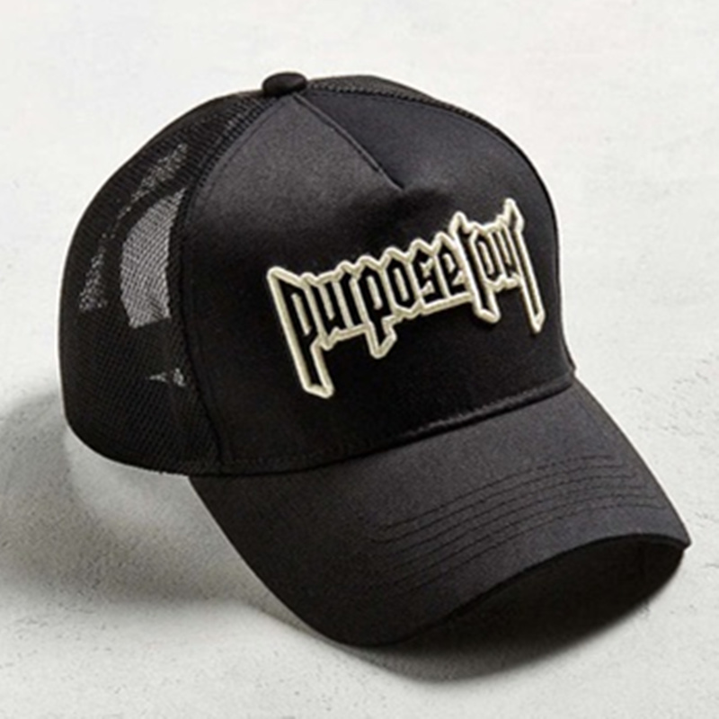 Purpose Tour Embroidered   Baseball     Cap   Vintage Retro Justin Bieber Hat High Street Dark Tide   Caps   For Women And Men
