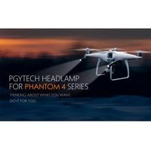 Pgytech Новый фары спереди видоискатель яркие светодиодные фонари фара прожектор для DJI Phantom 4/4 Pro/4 Pro +/ 4 Drone Интимные аксессуары