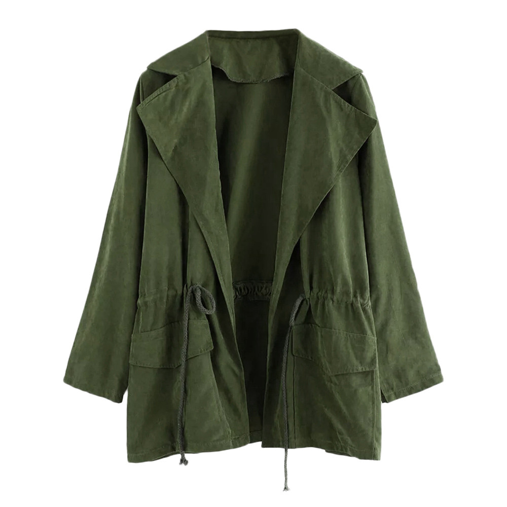 Winter jackets and coats 2018 Autumn female coat casual