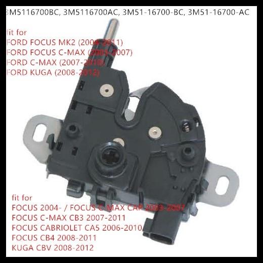 For Ford C-Max 2003-2007 OEM 4895285 Bonnet Hood Lock Latch Catch Block Pin