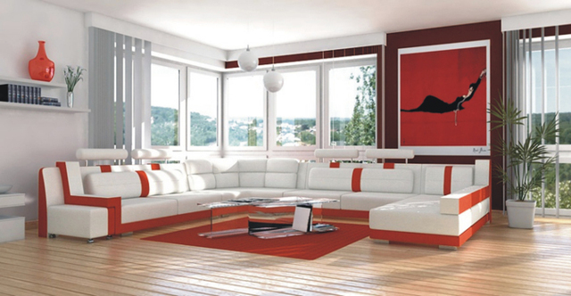 modern furniture leather sofa sectional home furniture iving room sofa set  white color. modern furniture leather sofa sectional home furniture iving room