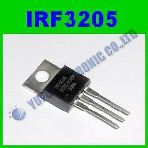 one lot 5DIP TRANSISTOR IRF3205 NEW  -  New & Original store