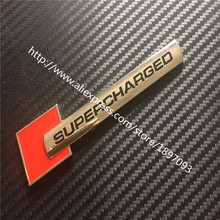Buy supercharged badge audi and get free shipping on