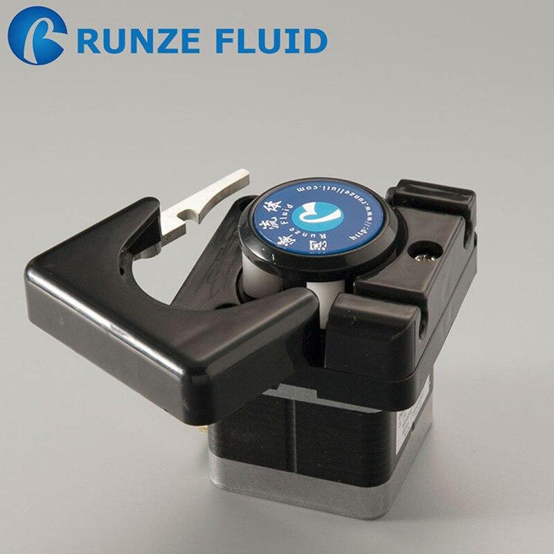 RZ1030 tube de silicium Mini pompe péristaltique PLC/framboise Pi contrôle