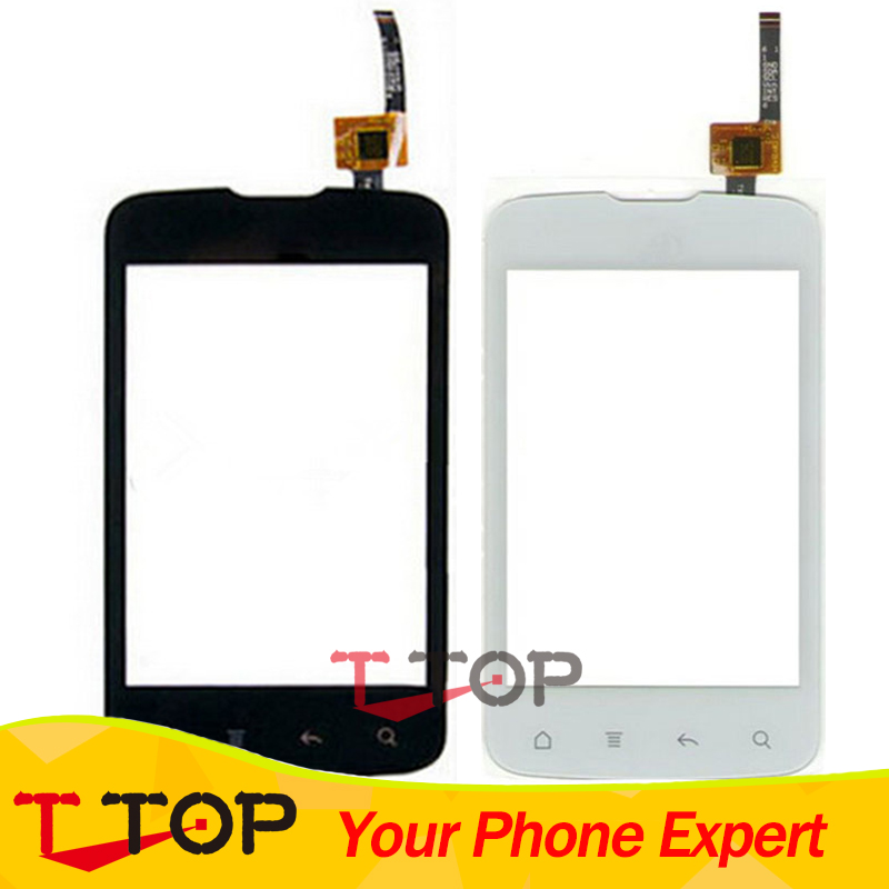 Fly IQ238 Jazz Touch Screen With Panel Digitizer Replacement Parts Black White Color 1PC/Lot