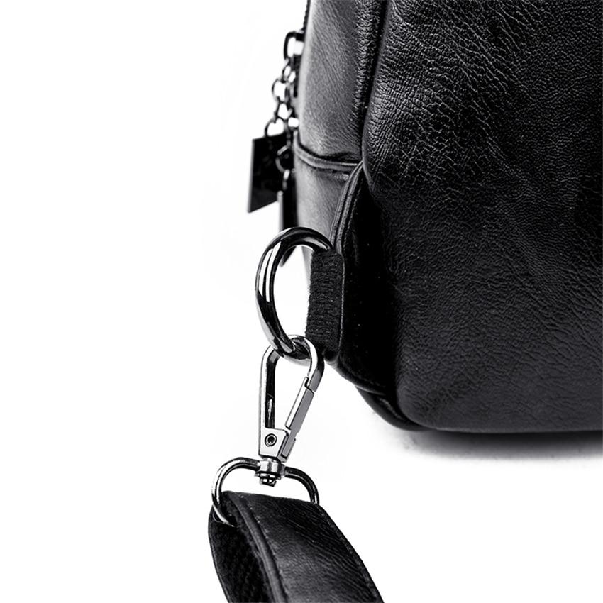 HTB1WKCaXOfrK1RjSspbq6A4pFXaN New 2018 Women Leather Backpacks Vintage Shoulder Bag Winter Female Backpack Ladies Travel Backpack Mochila School Bags For Girl