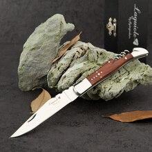 Couteaux à vin inox tire bouchon Laguiole ouvre bouteille couteau de Porket manche en bois canette de bière de mariage accessoires vin cuisine