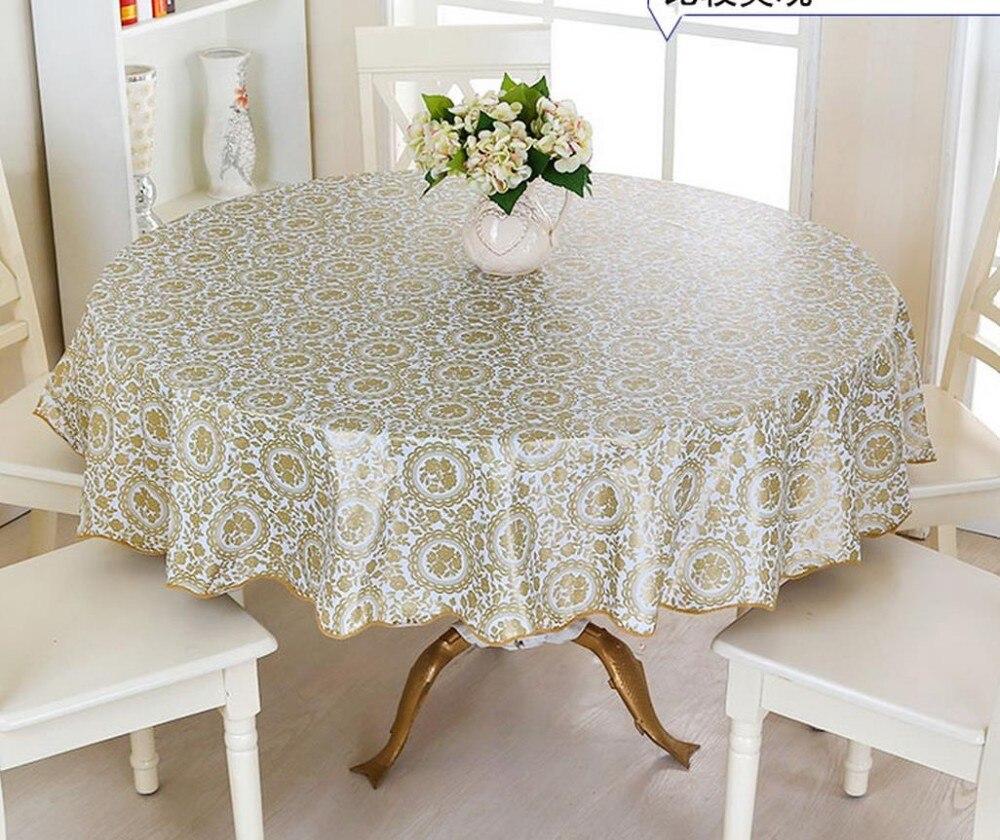 Aliexpress Com Buy Table Skirt Pvc Table Cloth