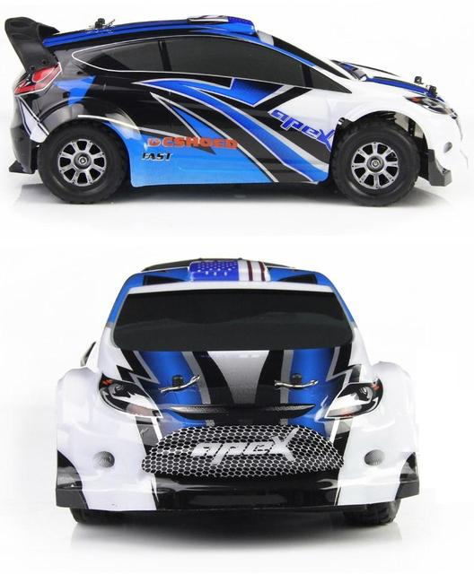 YUKALA Supper Racing Car  A949 2.4G Remote Control Car RC Car 4WD With 40-60km/hour High speed RC electric car