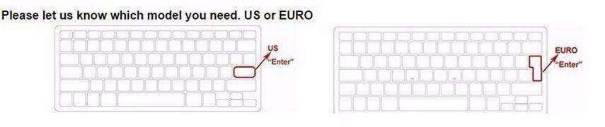 us ,euro keyboard