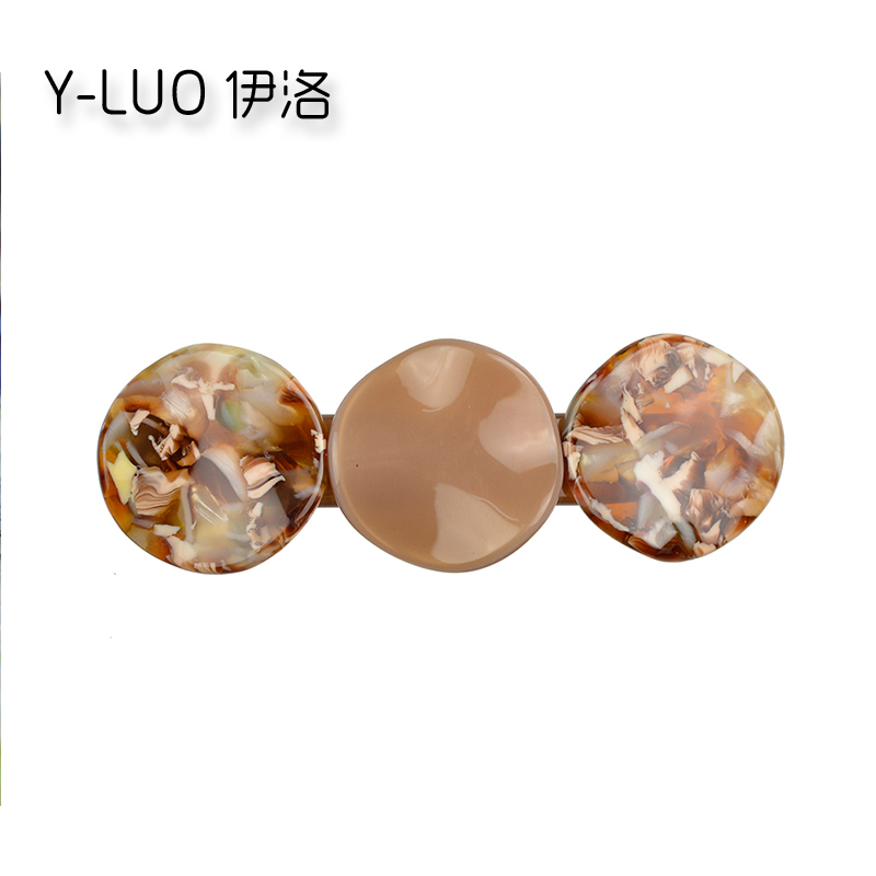 Women headwear 2017 new acetate vintage hair barrette small cute hair clip for girls korean hair accessories for women women headwear 2017 retro hair claw cute hair clip for girls show room vitnage hair accessories for women