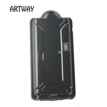 hot deal buy gps tracker locator 5000mah large battery long standby waterproof container freight vehicle asset tracker