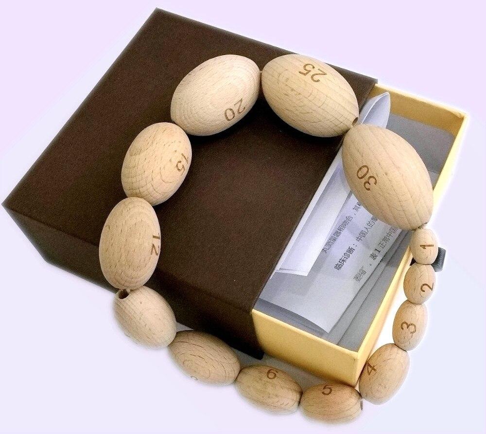 Orchidomètre 13 types de taille testicules compteur de volume testicules mesure de volume/testicules taille mètre