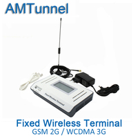 3G   fixed     wireless     terminal   2100Mhz FWT 2G GSM FWT with LCD display for connecting desktop phone or PBX or PBAX office home use