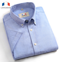 Black White Shirt Men 100 Cotton Mens Dress Shirts Business Casual Shirt Men Fashion 2015 Summer