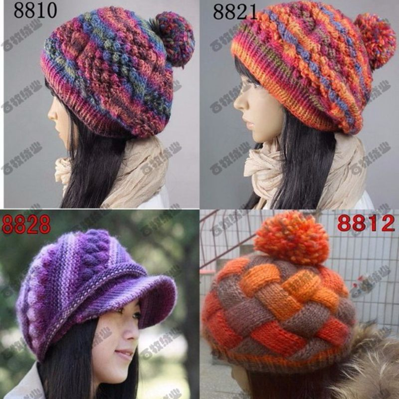 Groothandel 500 Gpartij Ruimte Kleurstof Wollen Trui Knitwear
