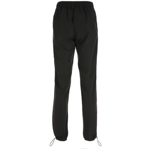 Image 3 - Sweetown 중국 스타일 드래곤 자수 카고 바지 여성 블랙 높은 허리 포켓 바지 Streetwear Womens Joggers Sweatpants