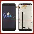 ЖК-Экран с Сенсорным Экраном Дигитайзер Ассамблеи Для Nokia Lumia 640 640 XL с Рамкой Черный + Инструменты Бесплатно доставка