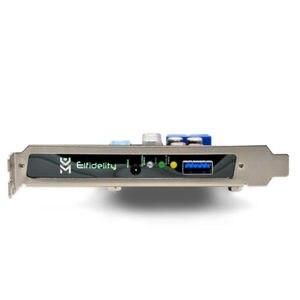 Image 5 - Elfidelity Usb stromquelle PC HiFi Preamp Interne Filter Für USB Audio Gerät