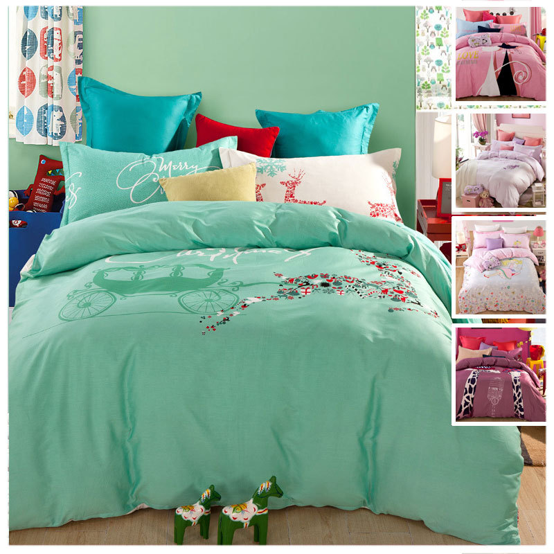 Popular bedding for teens buy cheap bedding for teens lots from china bedding for teens - Cute teenage girl bedding sets ...