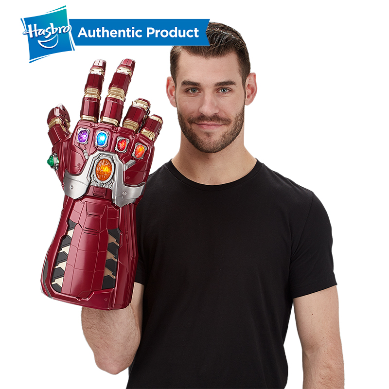Hasbro Avengers Marvel Legend Series Endgame Power Gauntlet Articulated Electronic Fist Boxing Very Popular In Market