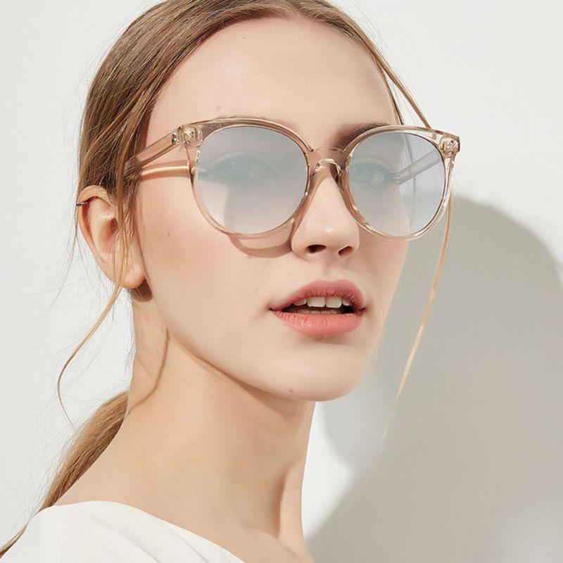 2018 Retro Round Sunglasses Women Men Brand Designer Sun Glasses for Women Alloy Mirror Sunglasses Ray Ladies Oculos De Sol