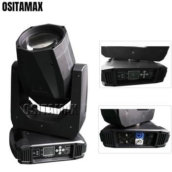 DMX etapa luz 80w foco de luz LED lavado luz con cabezal móvil 16 Prisma de alta potencia se HeadDisco haz de luz