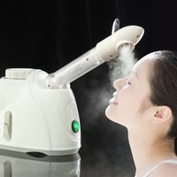 Steam ozone Facial Steamer Face Sprayer Vaporizer Beauty Salon Spa Skin Detox Whitening Moisturizing Exfoliating Care Machine