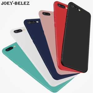 Cover For Huawei Honor 10 Case Coque Protection Soft Silicone Matte Phone Cases