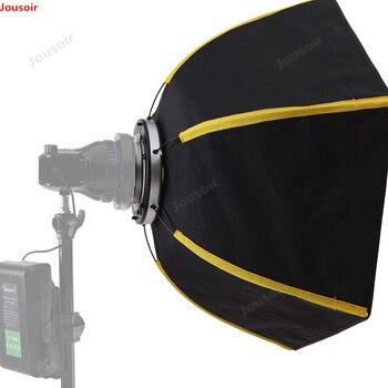 60cm portable octagonal softbox portrait product shooting studio soft box photography light box CD50 T03