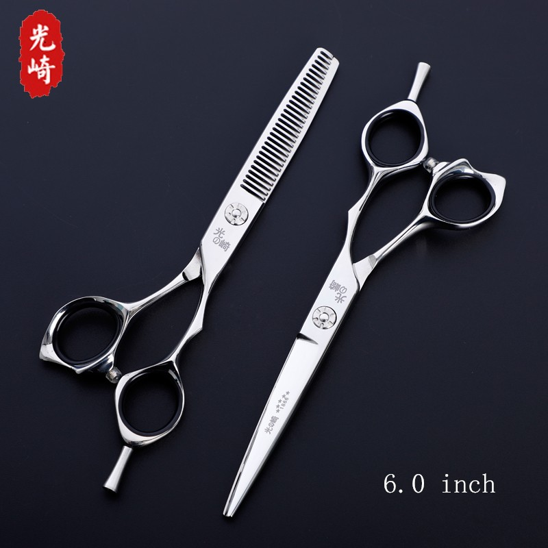 Beauty & Health Hair Scissors 6.0inch Cutting Scissors Shears Professional Hairdressing Scissors Barber Shop