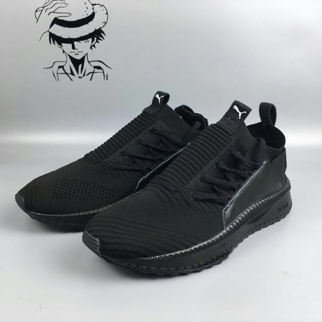 22ec4233456e8f 2018 New Puma Tsugi Jun Cubism Arrival evoKnit mens and womens shoes  Breathable Badminton Shoes size 36-44