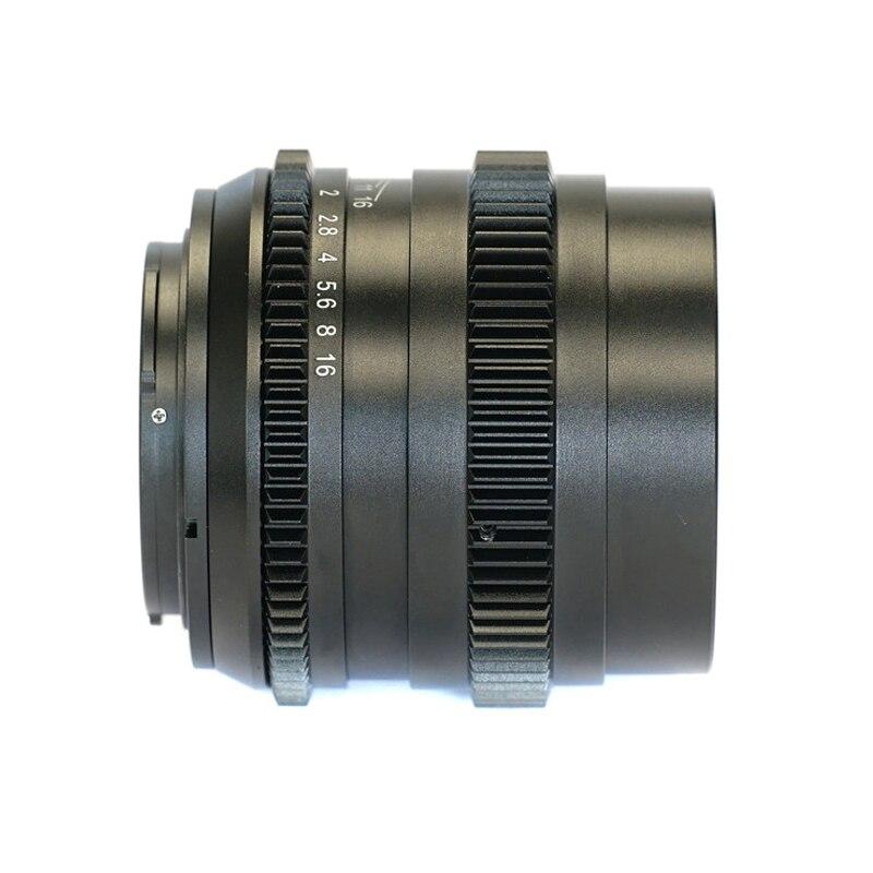Detail Feedback Questions about SLR Magic Cine II 50mm f/1 1