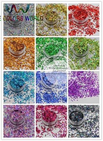 12 holografica estrelas paillette lantejoulas forma para decoracao de unhas e outras artes diy decora