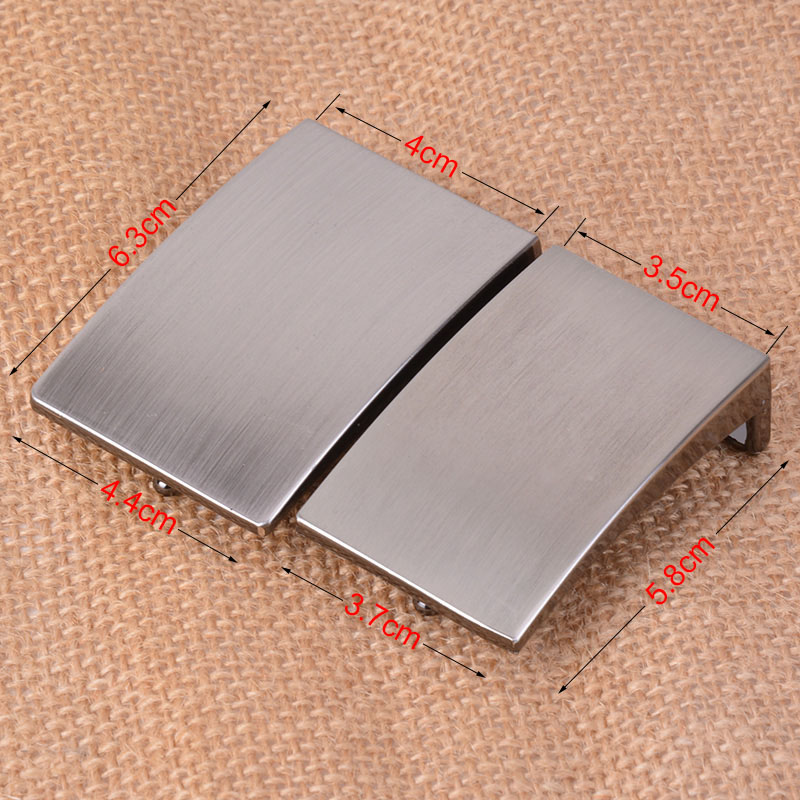 1 38 quot 1 5 quot 35 40 mm Belt Buckle Fashion Solid Brushed Metal buckle for Men 39 s belt Buckles Jeans Accessories DIY Leather Craft in Buckles amp Hooks from Home amp Garden