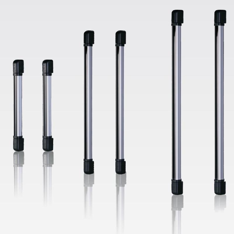 Capteur imperméable de barrière de faisceau de l'alliage d'aluminium 53 cm 3 de faisceau d'ir avec la Distance de 5-60 m câblée ou sans fil se relient au système d'alarme à la maison - 6
