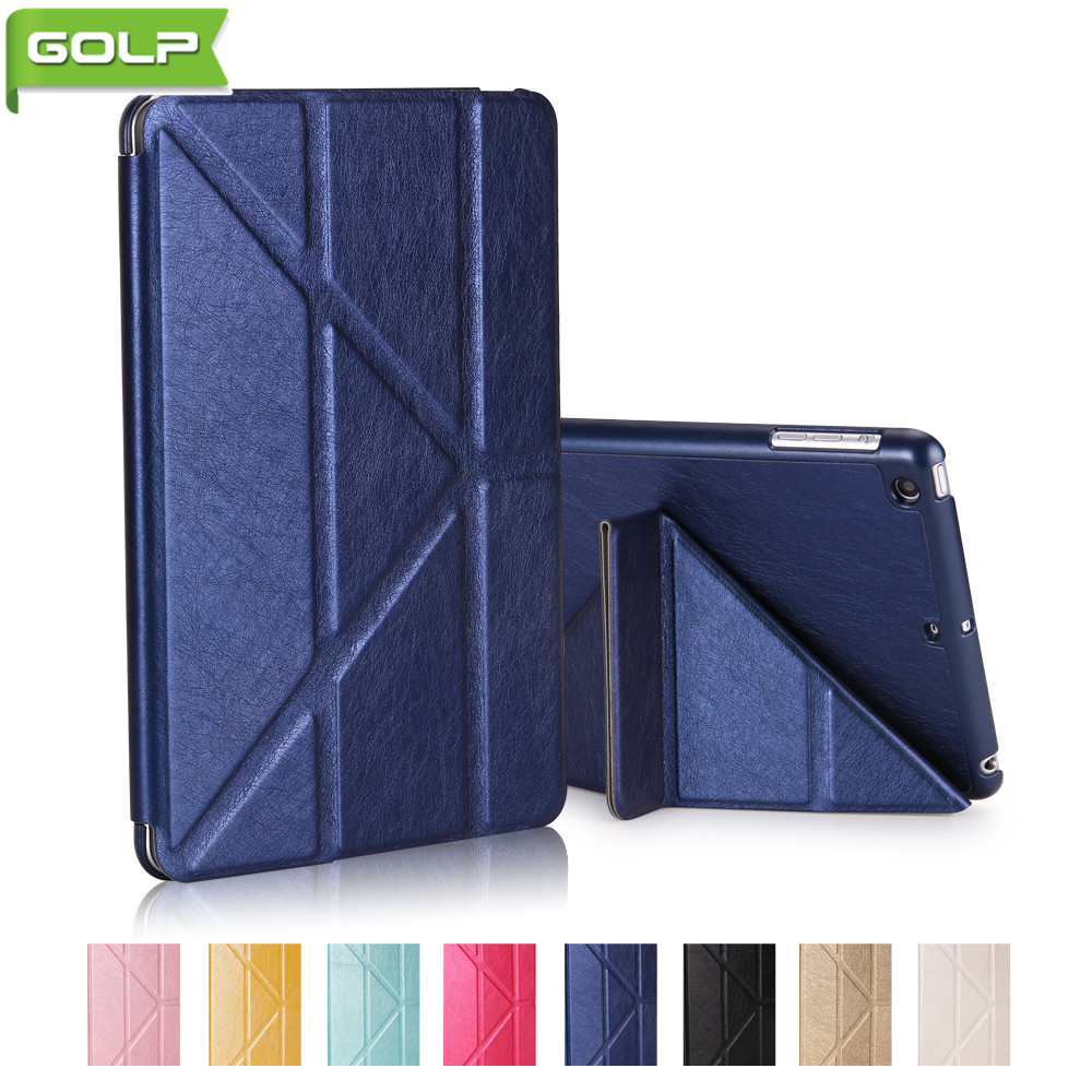 For ipad Mini Case, PU Leather Flip case for ipad Mini 1 2 3 Coque Cover ,Smart Stand for ipad mini 2 for coque ipad 2 3 4 case flip fo the new pad 9 7 inch stand function
