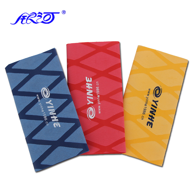 2 Pcs/lot YINHE GALAXY Heat-shrinkable Overgrip For Table Tennis Racket Grip Handle Tape Ping Pong Bat Grips Sweatband