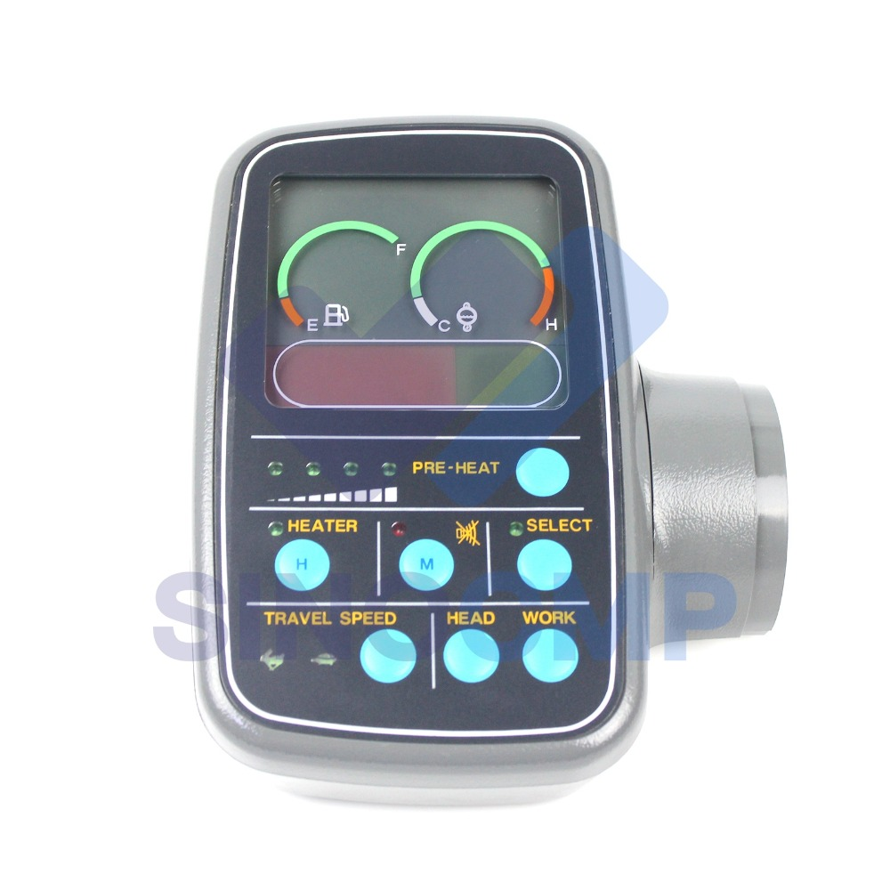 R210-7 21M6-53100 Monitor Para Hyundai Escavadeira