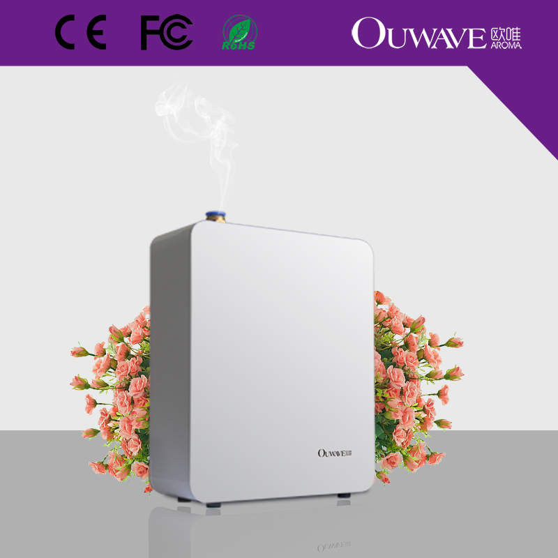 wall mounted scent diffuser system electric aroma - Scent Diffuser