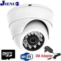720 وعاء 960 وعاء 1080 وعاء المراقبة بالفيديو ip wifi الأمن داخلي wirless قبة كاميرا cctv nightvision الرئيسية sd بطاقة onvif jienu