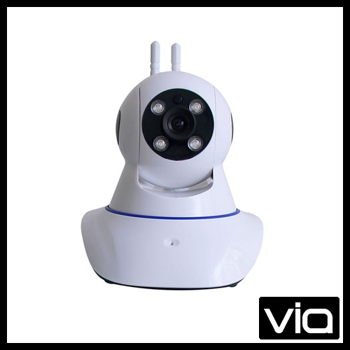 W11 Free Shipping IP Camera 720P Wireless Mini CCTV Camera Home Security Monitoring Burglar Alarm System